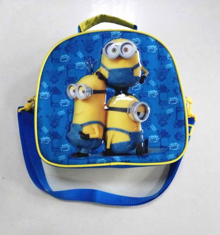 Cartoon Cooler Bag for Students