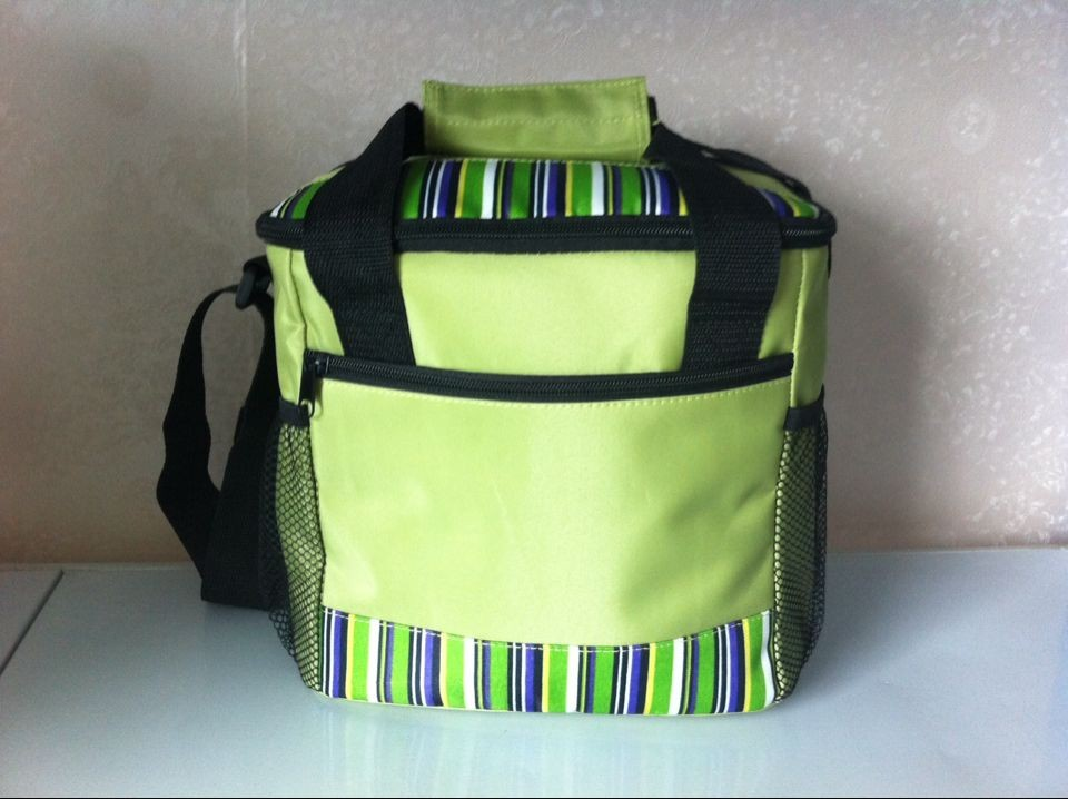Polyester Cooler Bag /Lunch Bag for Outdoor